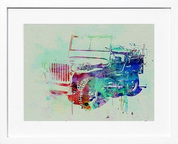 アートパネル アートポスター 絵画 インテリア ポスター タペストリー 壁掛け アートフレーム ウォールアート アートボード ポップアート モノトーン モノクロ デザイナーズ アンティーク シンプル モダン 北欧 おしゃれナックスアート ジープ