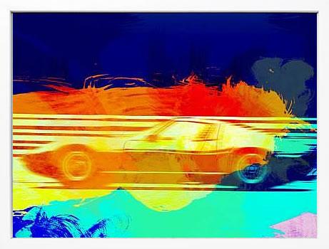 アートパネル アートポスター 絵画 インテリア ポスター タペストリー 壁掛け アートフレーム ウォールアート アートボード ポップアート モノトーン モノクロ デザイナーズ アンティーク シンプル モダン 北欧 おしゃれナックスアート ランボルギーニ ミウラ