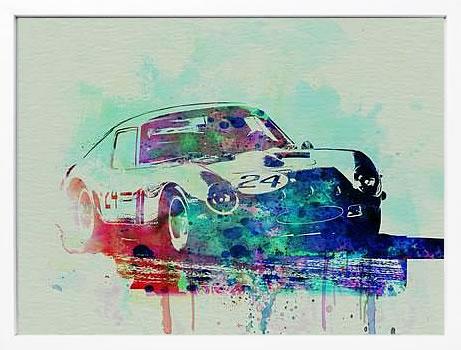 アートパネル アートポスター 絵画 インテリア ポスター タペストリー 壁掛け アートフレーム ウォールアート アートボード ポップアート モノトーン モノクロ デザイナーズ アンティーク シンプル モダン 北欧 おしゃれナックスアートフェラーリ 250 GTB レーシング