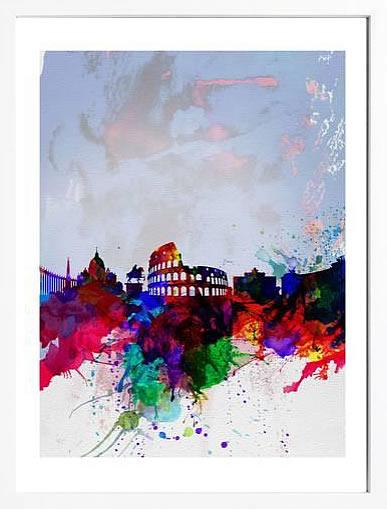 アートパネル アートポスター 絵画 インテリア ポスター タペストリー 壁掛け アートフレーム ウォールアート アートボード ポップアート モノトーン モノクロ デザイナーズ アンティーク シンプル モダン 北欧 おしゃれナックスアート ローマ