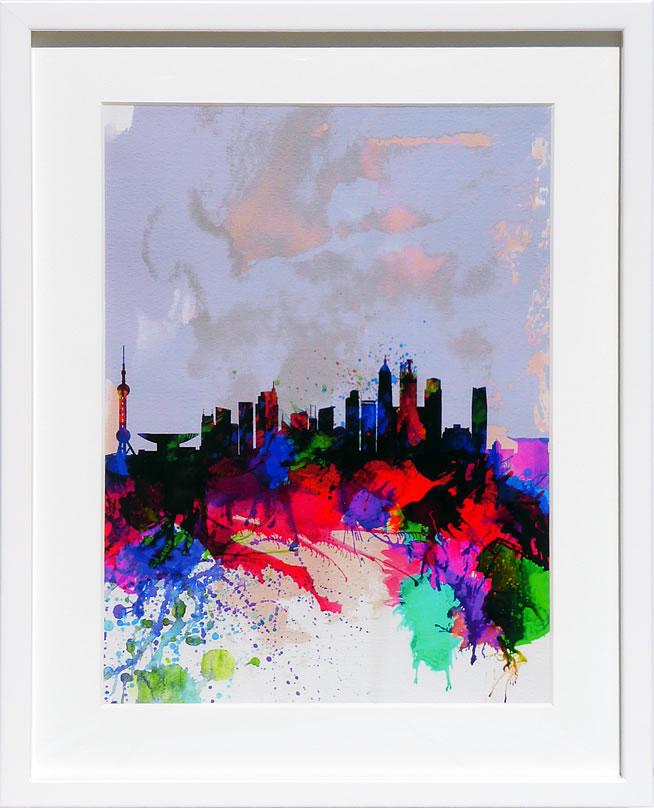 アートパネル アートポスター 絵画 インテリア ポスター タペストリー 壁掛け アートフレーム ウォールアート アートボード ポップアート モノトーン モノクロ デザイナーズ アンティーク シンプル モダン 北欧 おしゃれナックスアート 上海