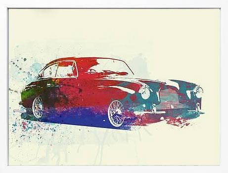 アートパネル アートポスター 絵画 インテリア ポスター タペストリー 壁掛け アートフレーム ウォールアート アートボード ポップアート モノトーン モノクロ デザイナーズ アンティーク シンプル モダン 北欧 おしゃれナックスアート アストンマーティン DB2