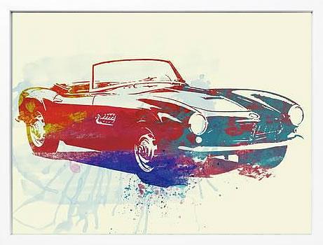 アートパネル アートポスター 絵画 インテリア ポスター タペストリー 壁掛け アートフレーム ウォールアート アートボード ポップアート モノトーン モノクロ デザイナーズ アンティーク シンプル モダン 北欧 おしゃれナックスアート BMW 507