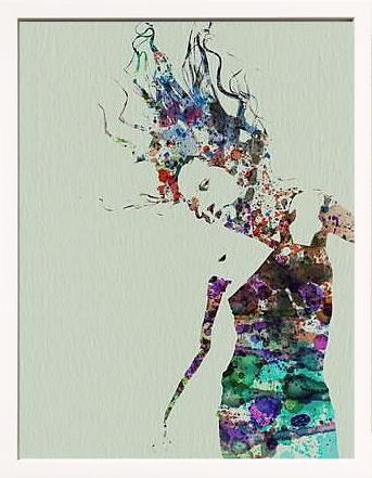 アートパネル アートポスター 絵画 インテリア ポスター タペストリー 壁掛け アートフレーム ウォールアート アートボード ポップアート モノトーン モノクロ デザイナーズ アンティーク シンプル モダン 北欧 おしゃれナックスアート ダンサー