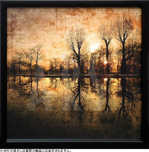【絵画 アートパネル 壁掛け 専門店】アートフレーム/アートポスター Sainte Laudy PhilippeDown Deep into the Pain(アートパネル アートフレーム アートポスター 絵画 インテリア ポスター 壁掛け)【0824カード分割】