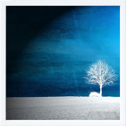 アートパネル アートポスター 絵画 インテリア ポスター タペストリー 壁掛け アートフレーム ウォールアート アートボード モダンアート モノトーン モノクロ アンティーク シンプル 北欧 おしゃれSainte Laudy PhilippeSensation in Blue