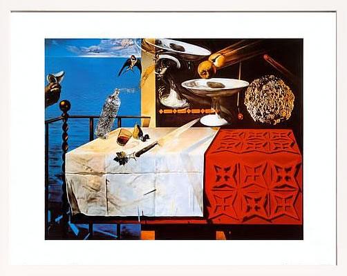 アートパネル アートポスター 絵画 インテリア ポスター タペストリー 壁掛け アートフレーム ウォールアート アートボード モダンアート モノトーン モノクロ アンティーク シンプル 北欧 おしゃれサルバドール ダリ 生きている静物