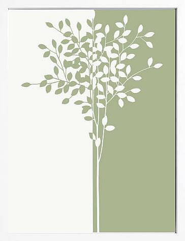 【絵画 アートパネル 壁掛け 専門店】アートフレーム/アートポスター サカイ タカシ Arbor II(アートパネル アートフレーム アートポスター 北欧 絵画 インテリア ポスター 壁掛け)