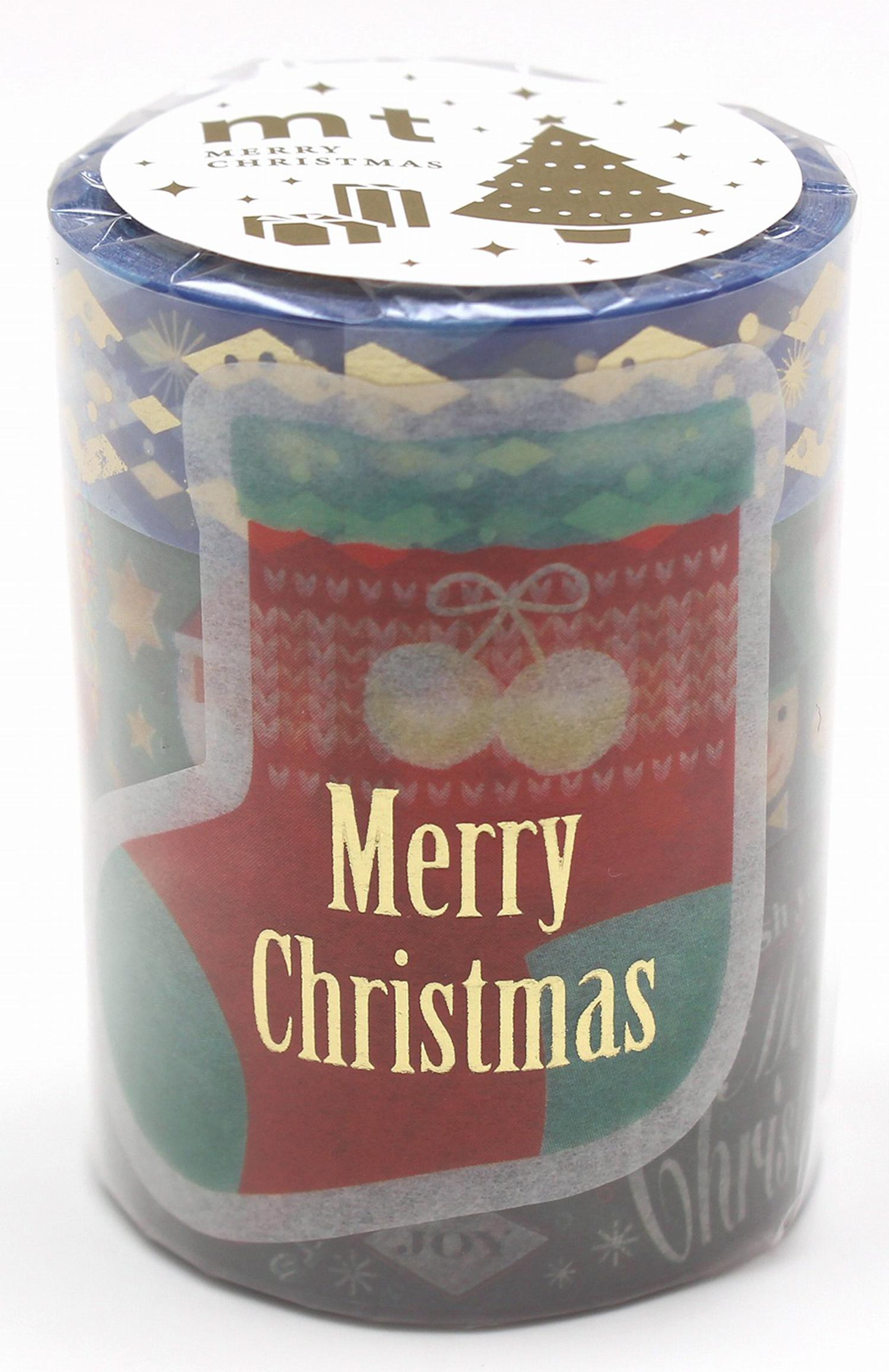 プレゼント ラッピング 壁にマステでツリー作りも スーパーセール限定ポイント2倍 カモ井加工紙 mtクリスマス3個セット2020 A 靴下シール1枚付 内容 ダイヤパターン 商店 15mm マスキングテープ 20mm 黒板 カモ井 いろんなサンタ マステ 開店祝い マス mt 25mm mt クリスマス