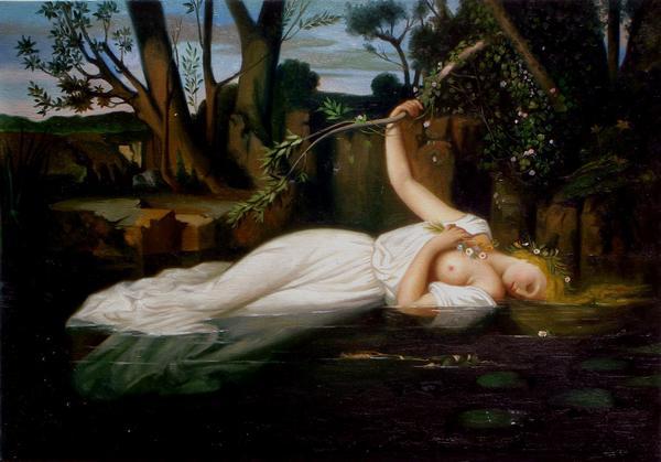 今だけ限定15%OFFクーポン発行中 名画 絵画 低価格化 油絵 レオポルト オフェリア ビュルトの名作