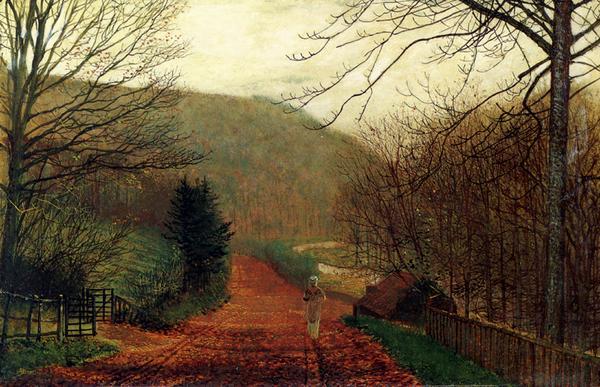 名画 絵画 油絵 John スカボロの山 国内在庫 Grimshawの名作_ Atkinson 爆安