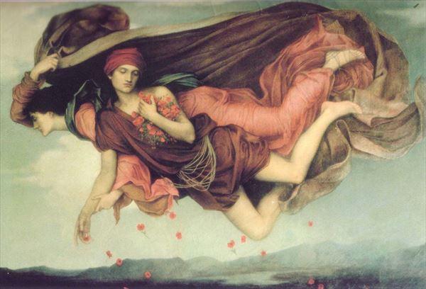 名画 絵画 訳あり 油絵 Evelyn 夜と眠り de 驚きの価格が実現 Morgan_