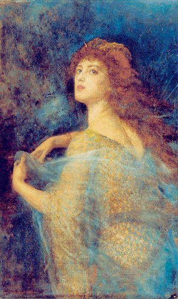 名画 絵画 おすすめ特集 油絵 Hughes_ 魅惑的な女 Arthur 人気激安