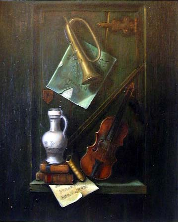 103aba2126e6 印象派 油絵 屏風絵 油絵 ハーネットの名作「骨董品」 ハーネットの名作 ...