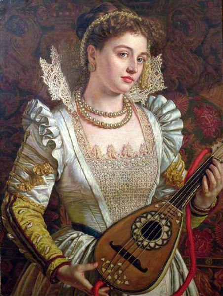 名画 絵画 油絵 Hunt_ビアンカ William Holman 感謝価格 超美品再入荷品質至上