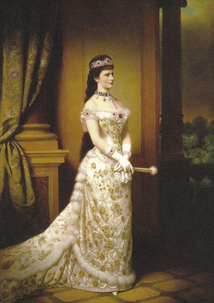名画 メーカー直売 絵画 油絵 ウジェニー皇后の肖像 交換無料