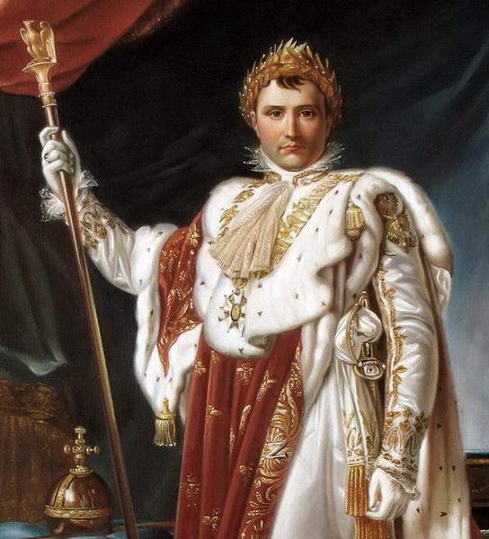 "The Eurasia Art: Masterpiece ""emperor Napoleon of the full dress ..."