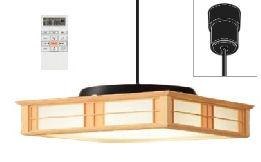 大光電機LED和風ペンダントDXL81234【代引支払・時間指定・日祭配達・他メーカーとの同梱及び返品交換】不可