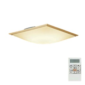 大光電機LED和風シーリングDCL39384(調光・調色型)