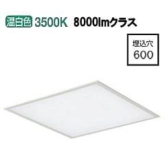 大光電機LED埋込形ベースライト(受注生産品)LZB92571AW