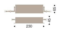 遠藤照明 RX320N 別置電電ユニット
