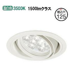 オーデリック LEDユニバーサルダウンライト(受注生産品)XD258614F