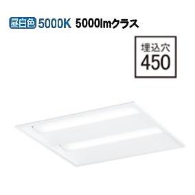 オーデリックLED埋込型ベースライト非調光XD466019P2B