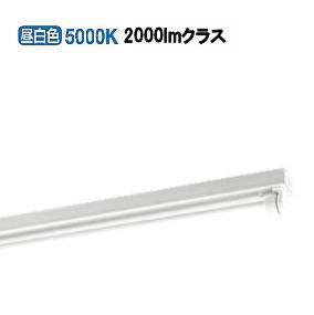 オーデリックLED軒下用直付型ベースライトトラフ型XG454035