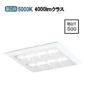 オーデリックLED直付埋込兼用型ベースライトPWM調光XL501055P1B