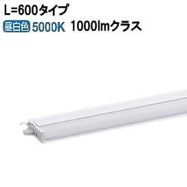 パナソニックLED間接照明 連結用 片側化粧配光 L=600 昼白色LGB51230XG1