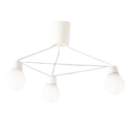 パナソニック シャンデリア 60形×3 温白色LGB57329WCE1