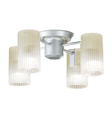 パナソニック LEDシャンデリア40形×4電球色LGB57453K