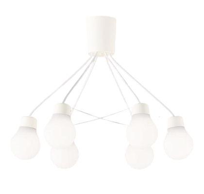 パナソニック シャンデリア 60形×6 温白色LGB57629WCE1