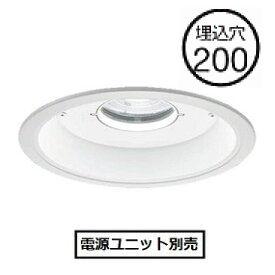 パナソニック軒下DL350形Φ200拡散4000K(電源ユニット別売)NDW46836W(器具本体)