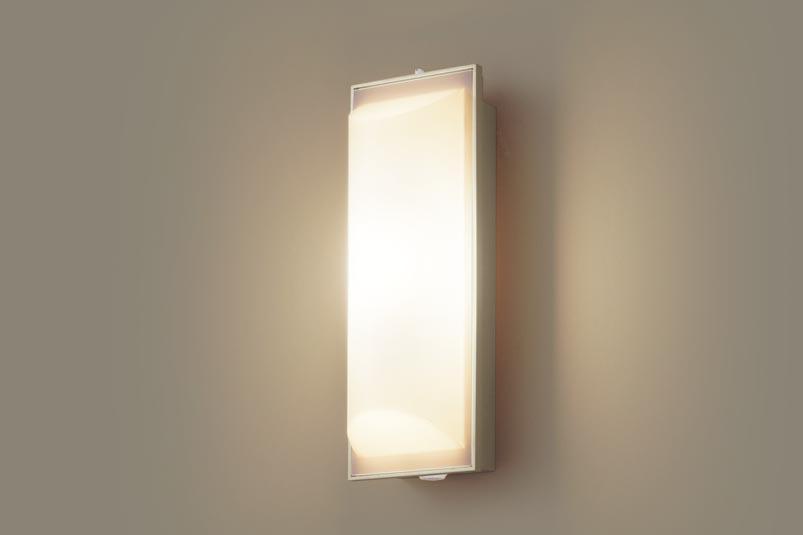 パナソニック LEDアウトドアブラケット LGWC80201LE1