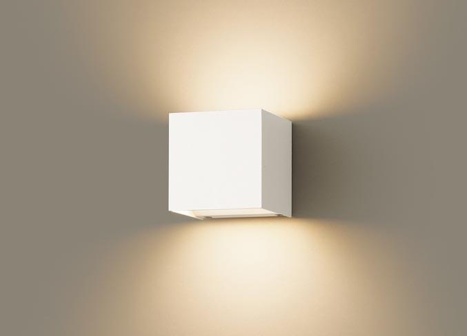 パナソニック LEDアウトドアブラケットLGW81511LE1