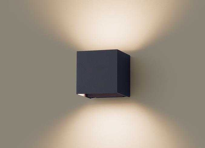 パナソニック LEDアウトドアブラケットLGW81513LE1