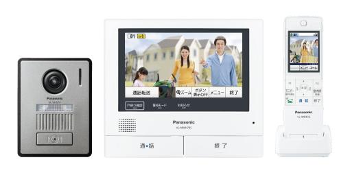 パナソニック ワイヤレスモニター付テレビドアホン3-7タイプVL-SWH705KL
