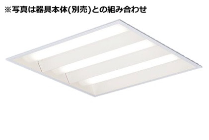 パナソニックLEDベースライト反射板付点灯ユニット(本体別売)NNFK33251JLA9