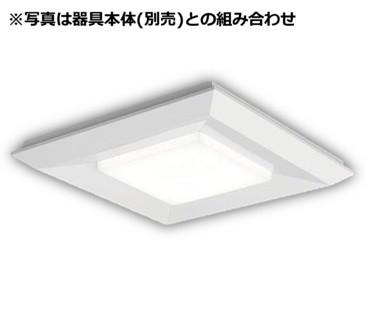 パナソニックLEDベースライトスクエア光源ユニット(本体別売)6500lm調光温白NNL1600EVLA9