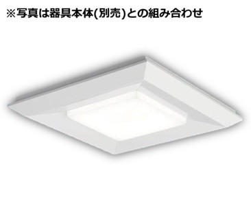 パナソニックLEDベースライトスクエア光源ユニット(本体別売)9000lm調光白色NNL1900EWLA9