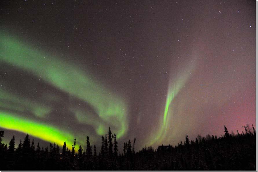 オーロラ/アラスカ 風景写真パネル 65.2×45.5cm AUR-13-M15退職祝い 還暦祝い 古希祝いなどに喜ばれます。新築祝い 引っ越し祝い結婚祝いなどのプレゼントなどにも。