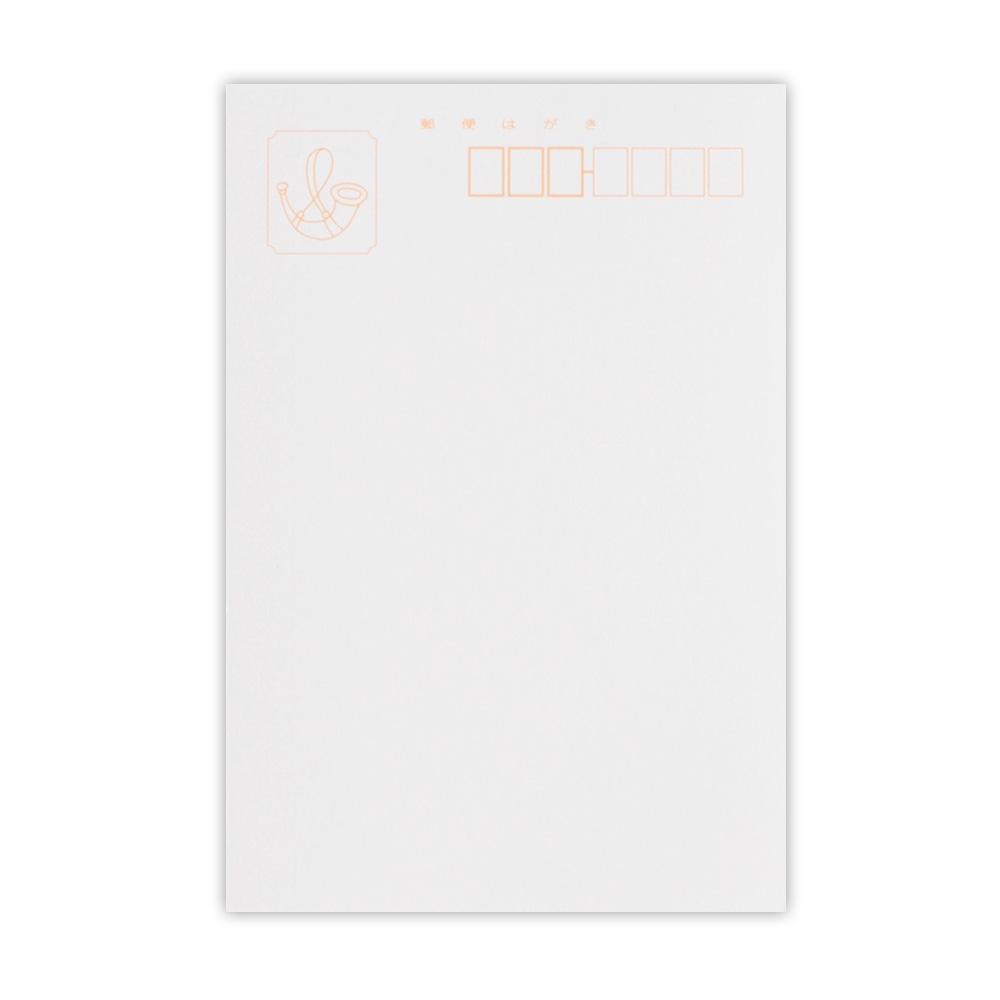 マルマン 絵手紙 はがき アートペーパーポストカードサイズ 画仙紙(越前)手漉き風機械漉き S137C[DM便1](旧メール便)※2冊以上のご注文は宅配便になります※