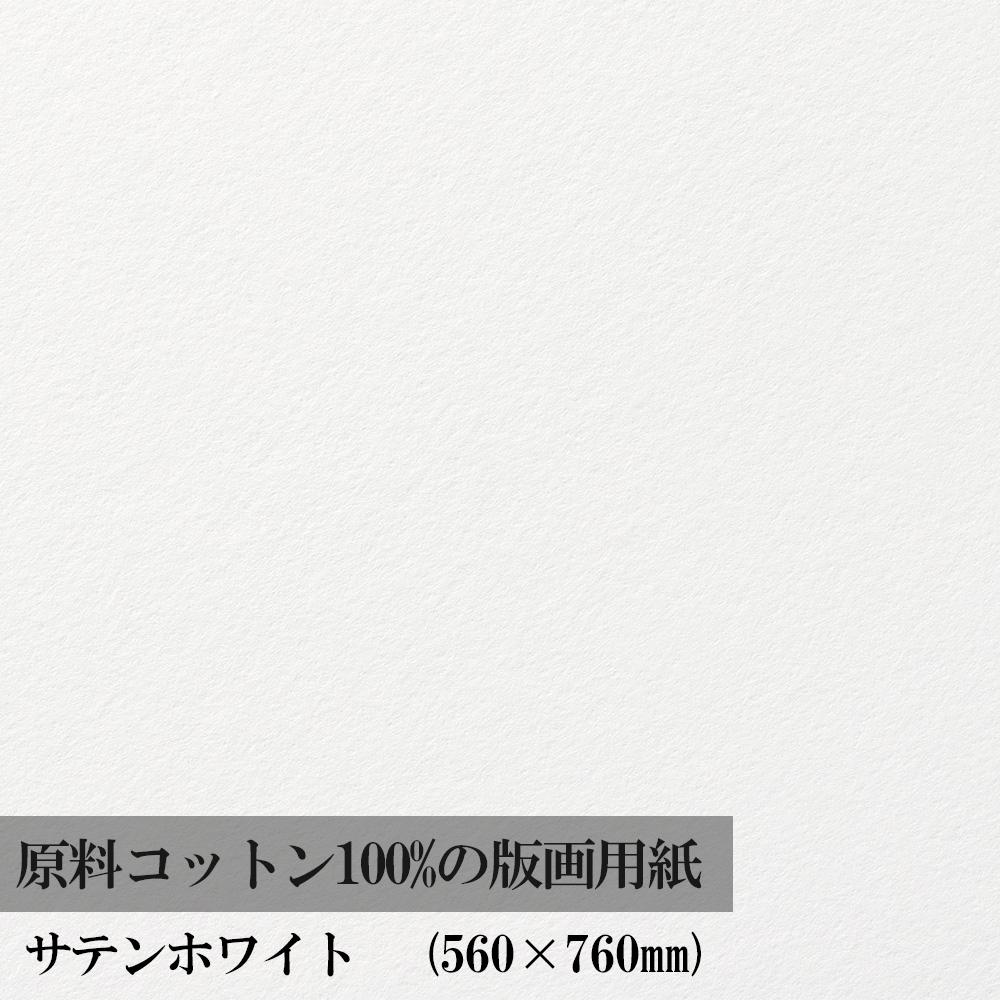 強度 休み 水平性に優れた英国生まれの伝統的な版画用紙 マルマン 定番から日本未入荷 輸入 版画 用紙 サテン ホワイト 宅配便のみ 5153000102CBM 560×760mm サマセット