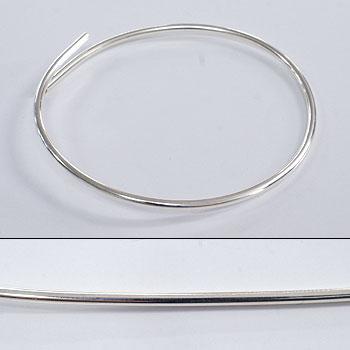 純銀丸線 2.0mm 20cm 正規認証品 新規格 SV1000 超人気 専門店