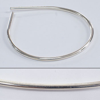 純銀丸線 全商品オープニング価格 2.5mm 20cm SV1000 国内正規総代理店アイテム