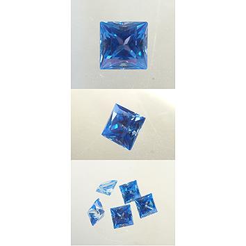 合成石 アークティックブルー SQ 5ケ 35%OFF 公式ショップ 3×3