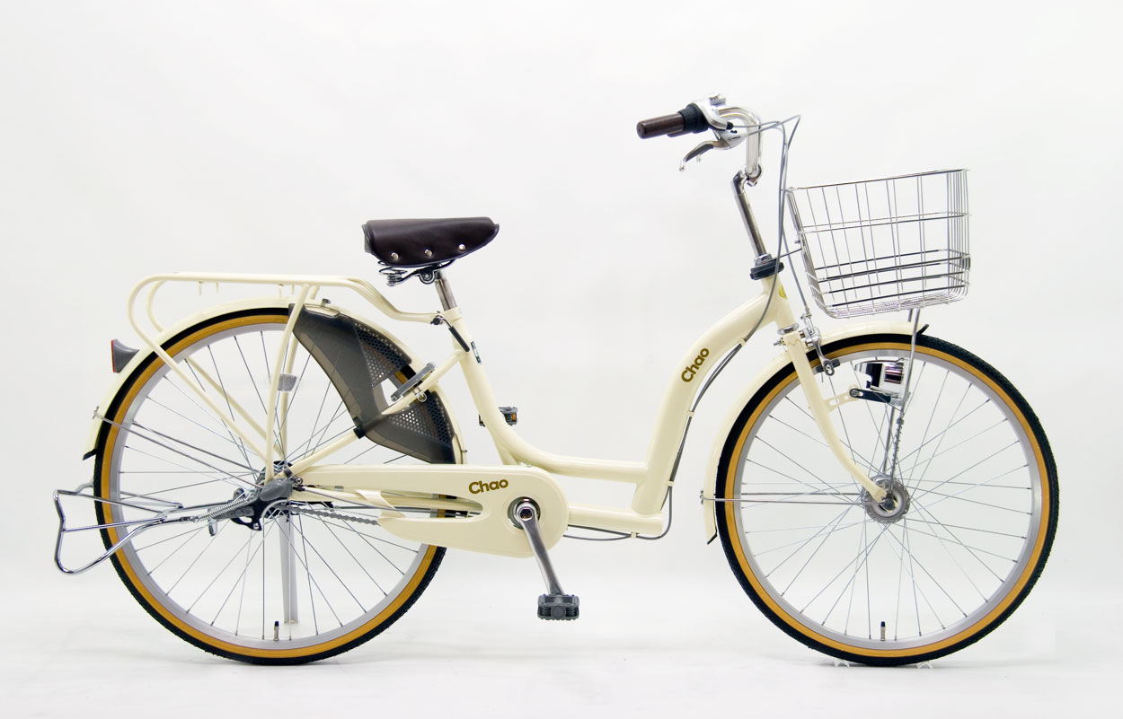 Pick up BAA SOGO postscript child; a bicycle ciao 24-26 (with three steps of shifting LED Autolites)