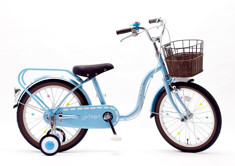 (アウトレット)価格 SOGO 子供自転車 チェリアンドベリー C&B DX 18 子供用自転車 幼児用自転車 幼児車 キッズバイク 【カンタン組立】