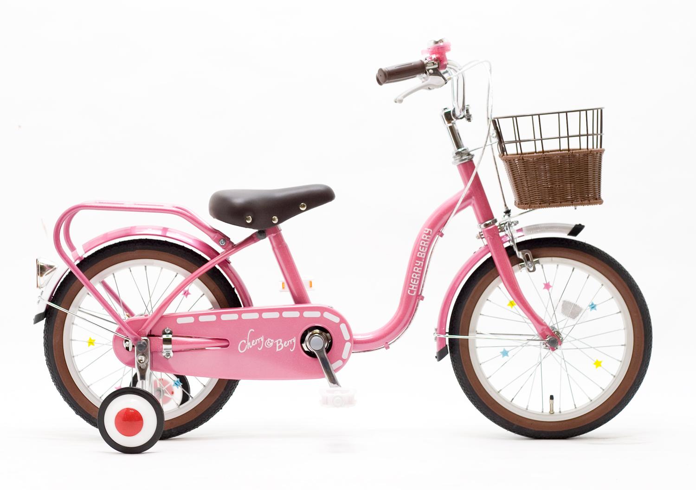 (アウトレット)価格 SOGO 子供自転車 チェリアンドベリー C&B DX 14 子供用自転車 幼児用自転車 幼児車 キッズバイク 【カンタン組立】